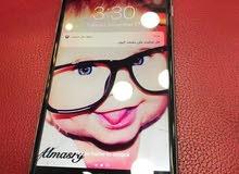 """ايفون 6 Plus """" 64 جيجا لون رمادي كور بحالة الوكالة."""