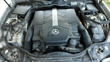 Automatic Grey Mercedes Benz 2004 for sale