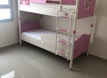 سرير اطفال فردين وسرير