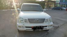 Lexus Lx470 2004 GCC