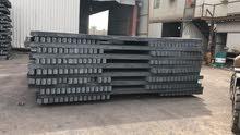 للبيع 120 الف طن المنيوم بجده نسبة الصفاوه 99.9