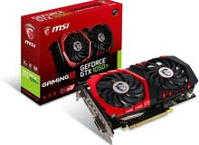 GeForce GTX 1050 Ti GAMING X 4GGraphics
