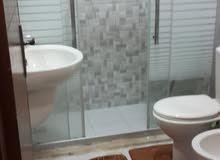 شقة أرضية 181م  في شفا بدران مع كراج خاص