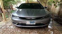 Chrysler 200 2015 - Used