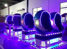 للبيع اجهزة سينما الأبعاد الحركية 9D VR