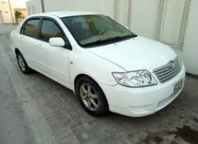for sale Toyota Corolla 2004