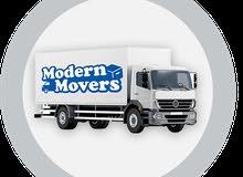 شركة النقل الحديث / Modern Movers Co  لخدمات نقل الأثاث المتخصصة