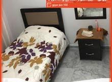 شقة طابق اول مفروشة للبيع أو الإيجار في منطقة الرونق بين الدوار السابع والثامن
