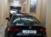 For sale Used Lexus IS