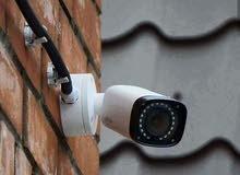 كاميرات مراقبه من شركة لينس للأنظمة الأمنية