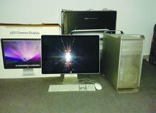 كمبيوتر ماك برو مكتبي macpro workstation