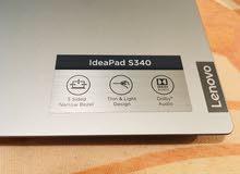 for sale laptop ideapad s340 core i5 full set good condition urgent