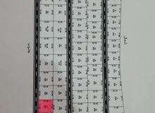 قطعة ارض في منطقه النعم عمقها 20 و الواجهة 35 المقسم به طريق معبد و كهرباء