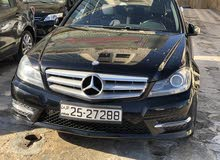 Mercedes Benz C 200 car for sale 2014 in Amman city
