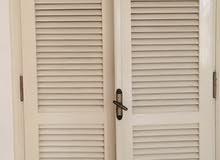 أبواب وتوافد  من خشب البيشباي