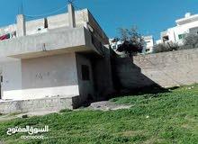 منزل مستقل طابقين ع نص دونم في جرش