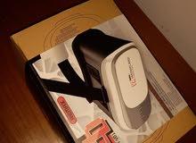 نظرات VR بحالة ممتازة  و جديدة  السعر 150