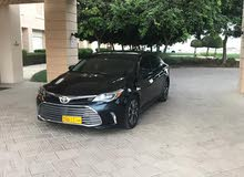 Gasoline Fuel/Power   Toyota Avalon 2016