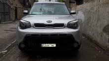 Kia Soal 2015 For sale - Silver color