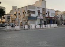 عمارة تجارية سكنية شارع المكرونة وشارع وادي العقيق