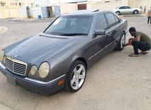 For sale 1999 Black E 320
