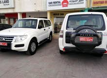 For a Day rental period, reserve a Mitsubishi Pajero 2019