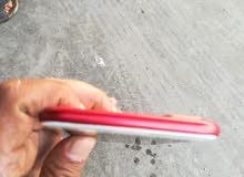ايفون 7بلس احمر مستعمل