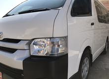 km Toyota Hiace 2014 for sale