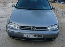 فحص كامل VW Golf 2004