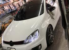 فولكس فاجن جولف Mk6 2012