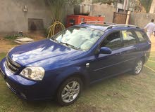 Gasoline Fuel/Power   Chevrolet Optra 2007