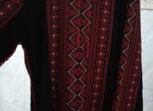 دراعة (جلابية) اردنية قماشية للبيع