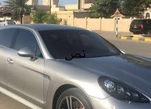 Gasoline Fuel/Power   Porsche Panamera 2010
