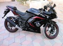 Kawasaki motorbike 2011 for sale