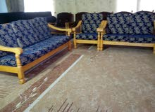 مورس 6مقاعد خشب. زان
