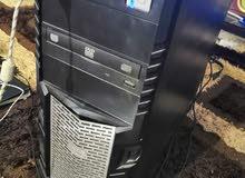 حاسبه دسكتوب فقط مع ماوس وكيبورد للبيع
