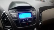 Gasoline Fuel/Power   Hyundai Tucson 2014