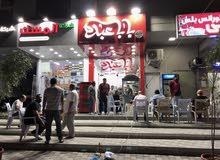 للبيع مطعم بابا عبده - الفروانية