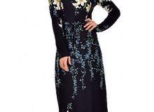 فستان مقاس كبير ماركة تركية