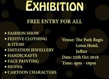 Exhibition Stall Bookings
