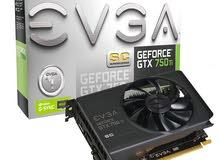 GTX 750Ti 2G  DDR5