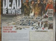للبيع لعبة Dead of winter جديدة!