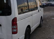 باص هايس 15 راكب  الموديل 2013