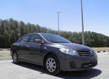Toyota Corolla 2013 1.8 Ref#AD44