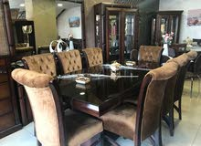 طاولة سفرة ( تشكيلة واسعة من احدث موديلات غرف الطعام وطاولات السفرة )