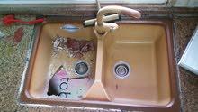 اصلاح بانيوهات وجاكوزي ومجلي مطبخ ومغسلة ومرحاض وشاور والسيراميك  ودهان ثلاجات