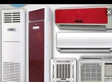 تصليح جميع اجهزة التبريد تصليح ونصب السبالت والمكيفات والثلاجات نصلحك اين ما تكو