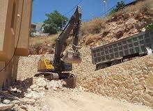 مقاول اعمال حفريات
