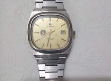 ساعة تيسوت سويسرى كوارتز