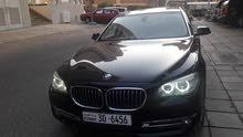 BMW 730 LI 2014 for 7500 KD